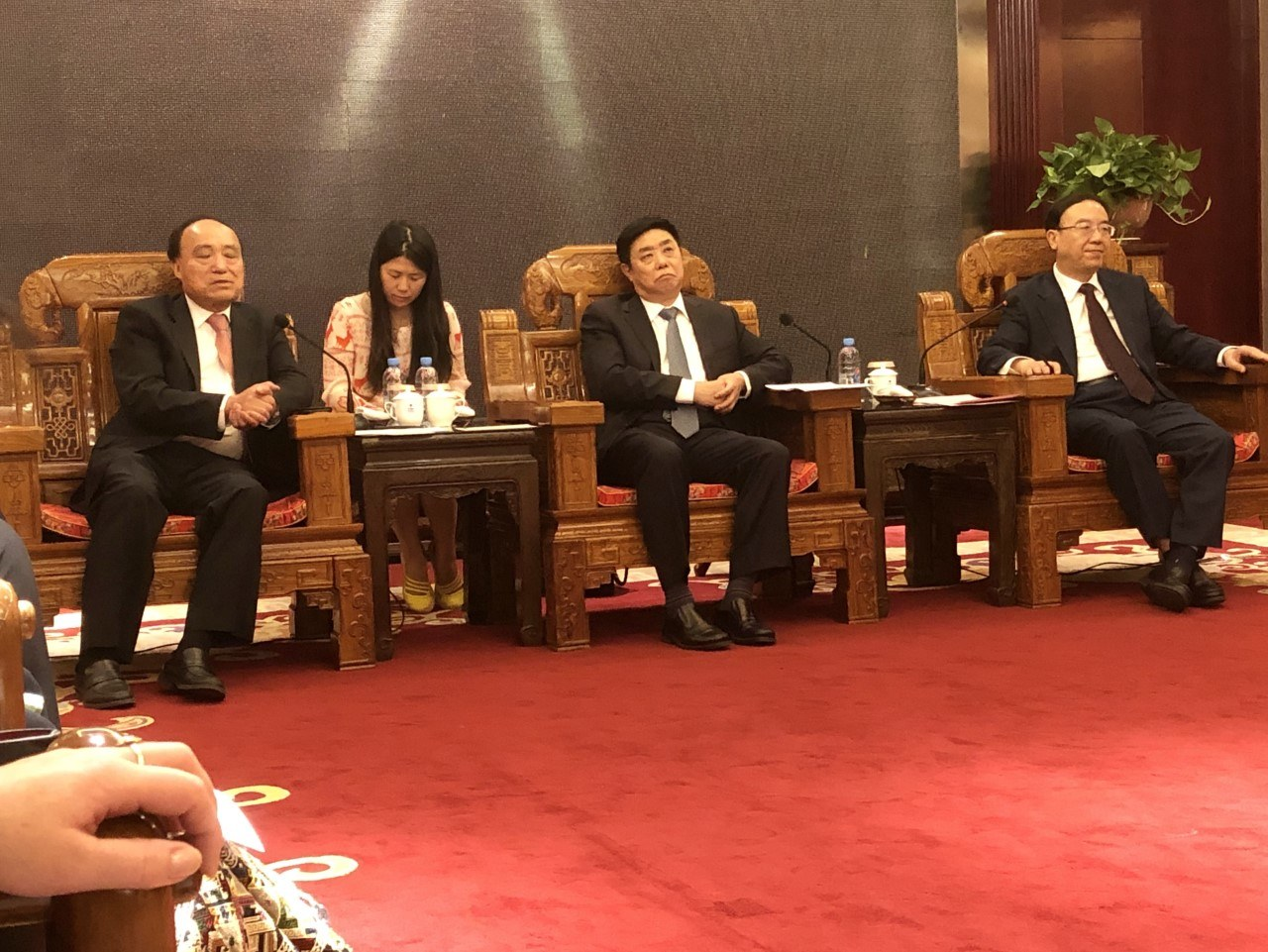 "China - Dunhuang Workshop on ""Universal Service and ICT for Poverty Alleviation"" Jul31-Aug03, 2019"