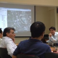 Briefing by 3bb team in Phitsanulok 16mar12