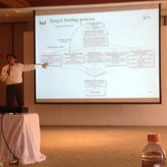 Conducting NBTC TRG workshop Pattaya 23mar12