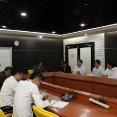Meeting with NBTC Commissioner Gen. Sukit 19mar12