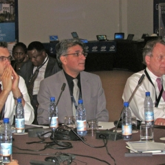 Attending Conference May 2013