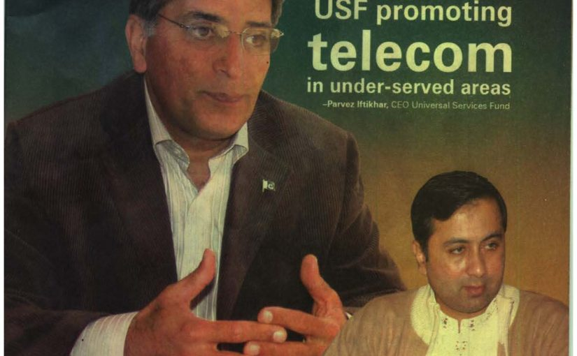 US Promoting Telecom in under-served areas