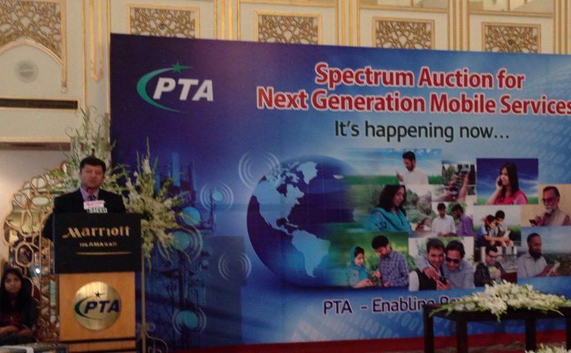 Spectrum Auctions – Merely for Making Money?