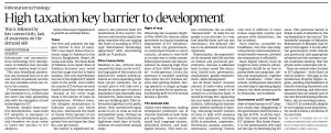 high-taxation-key-barrier-to-development-02-jan-2017
